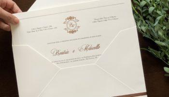 Texto para convite de casamento