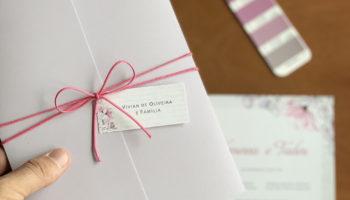 Como endereçar os convites de casamento - 4